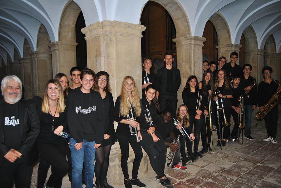 Big Band de l'EMM Cal Moliner de Sallent