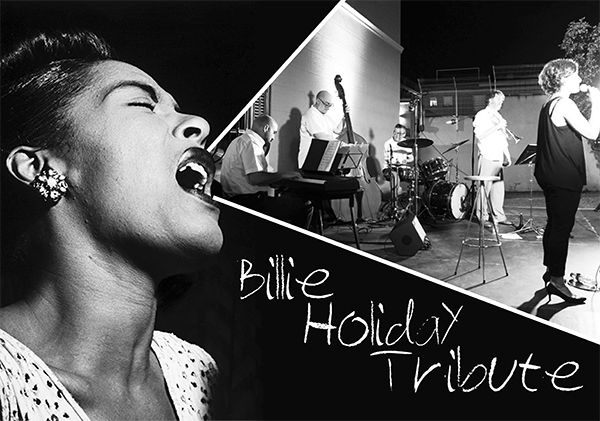 Billie Holiday Tribute