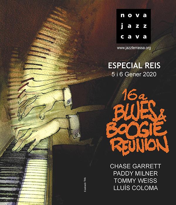 16à Blues Boogie Reunion