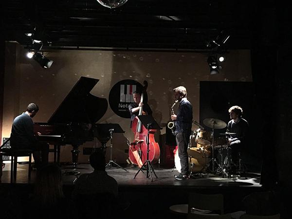 Daniel Ferruz Trio Feat. Joan Mas