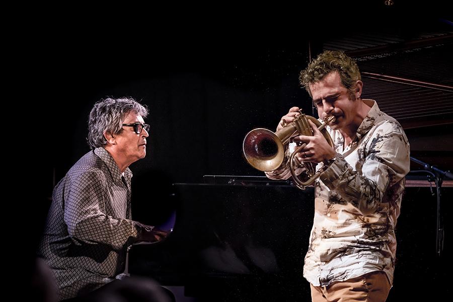 Chano Domínguez & Paolo Fresu