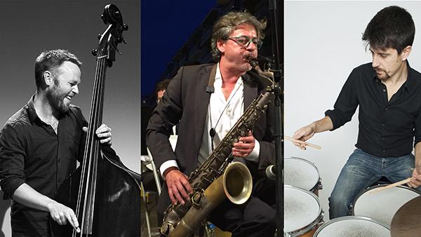Jon Robles Trio