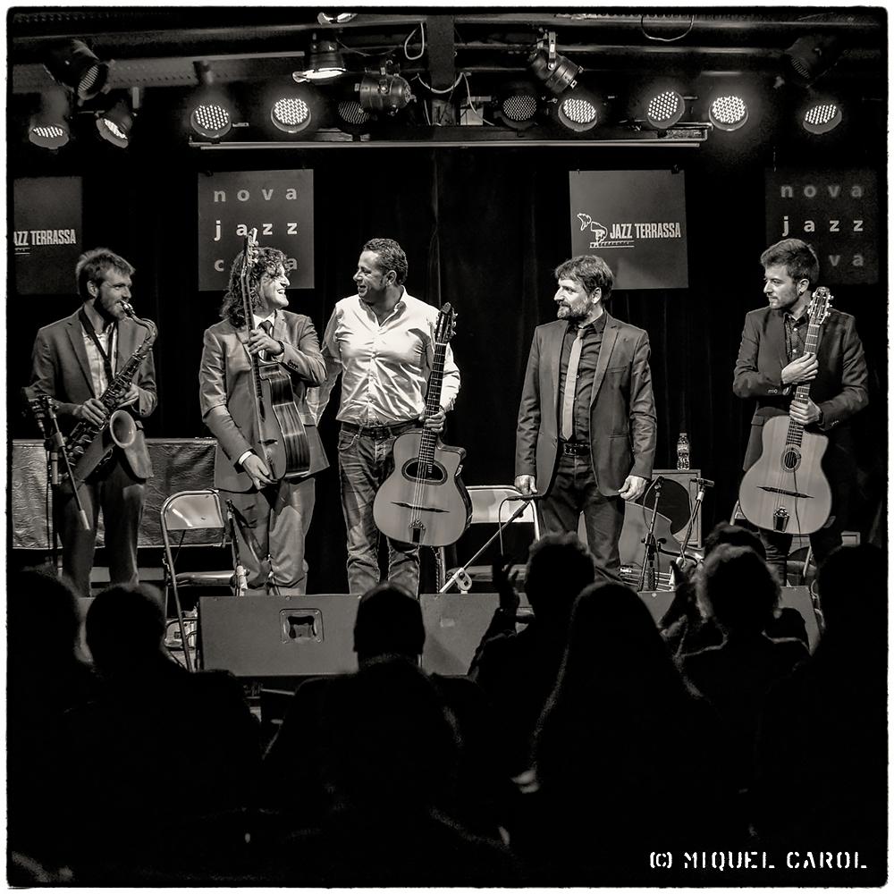 Noe Reinhardt & Albert Bello Quartet