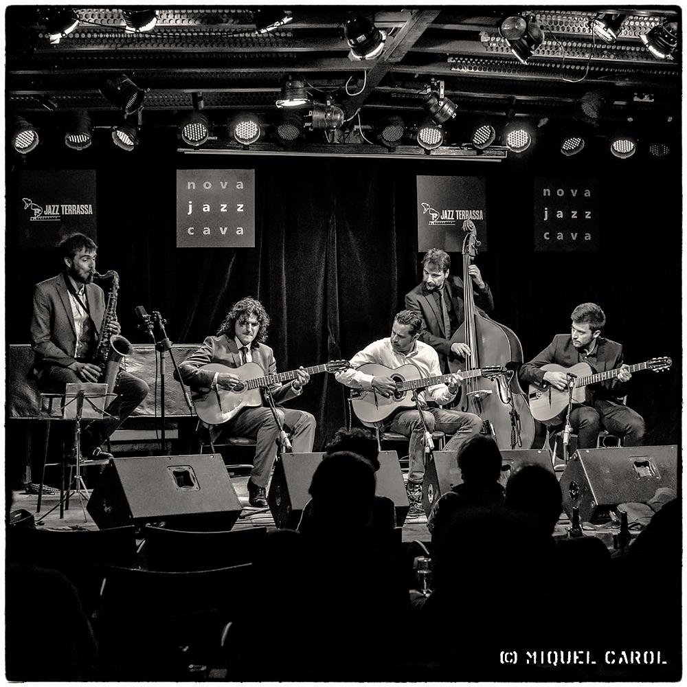 Noe Reinhardt & Alberto Bello Quartet