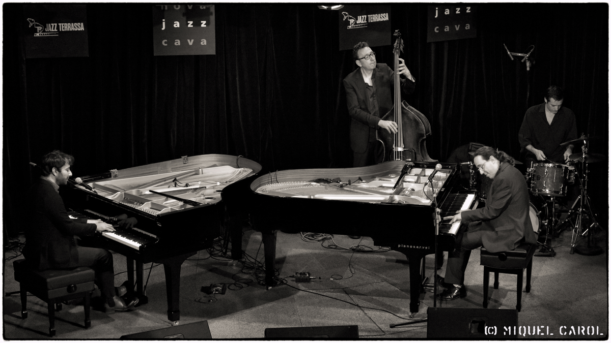 Julien Brunetaud i Lluís Coloma Trio