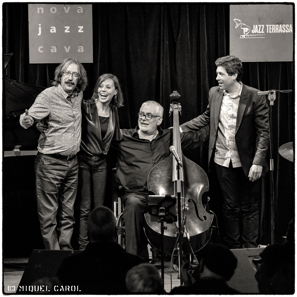 Txell Sust & August Tharrats Trio