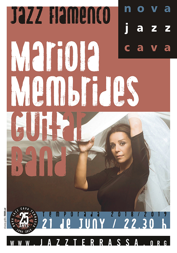 Poster Mariola Membribes