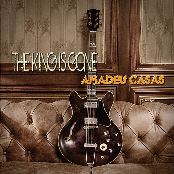 Amadeu Casas - The King Is Gone