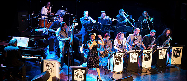 Barcelona Big Blues Band + Myriam Swanson