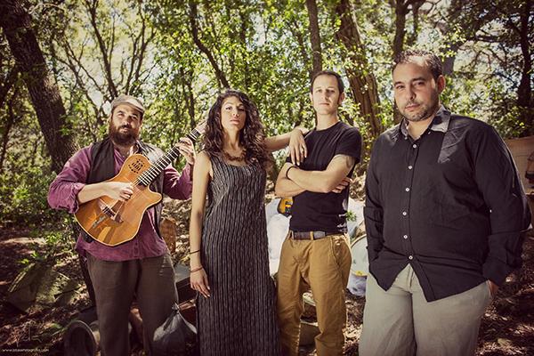 De La Carmela Quartet
