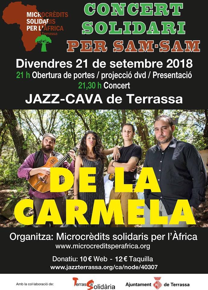 De La Carmela 2018