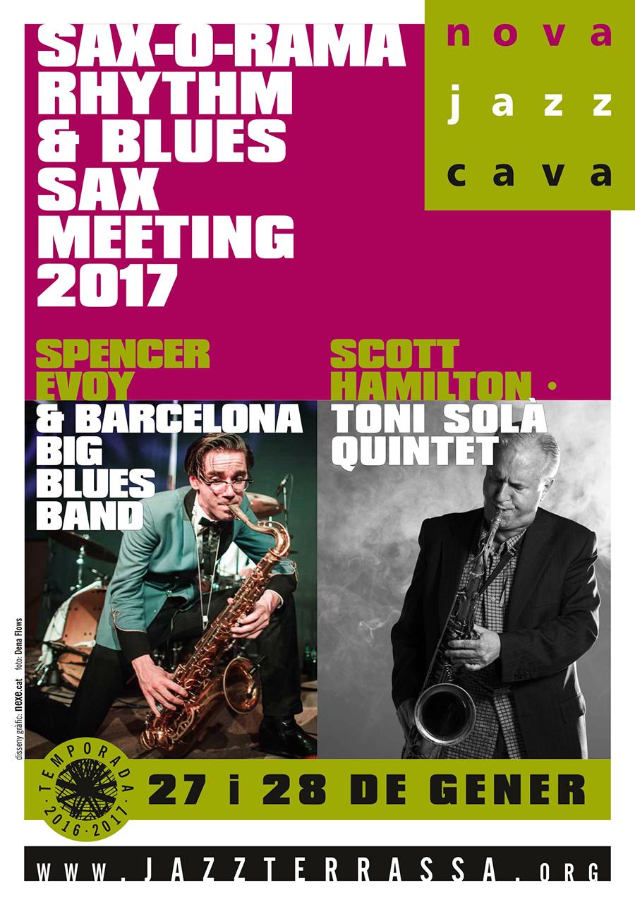 Sax-O-Rama 2017