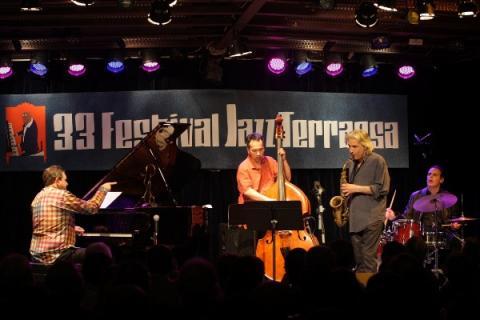 Bruce Barth Trio + Perico Sambeat