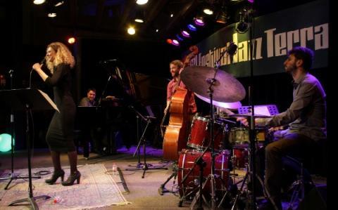 Carme Canela & Joan Monné Trio