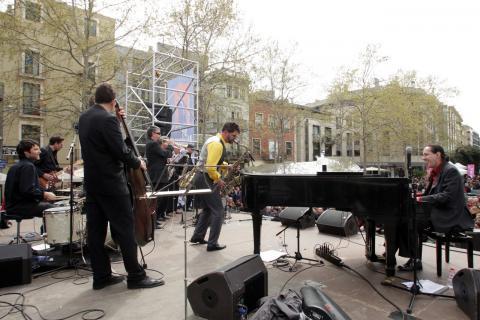 Lluís Coloma & Sax Gordon Blues Band