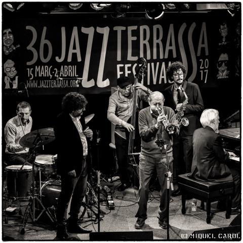 Ignasi Terraza Trio & LuigiGrasso + JMª Farràs i Antonio Serrano