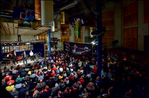 Inauguració 36 Festival Jazz Terrassa