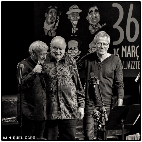Michel Portal Trio