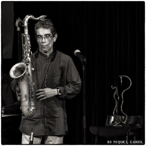 15è Jazzterrasman 2017 Pau Casares