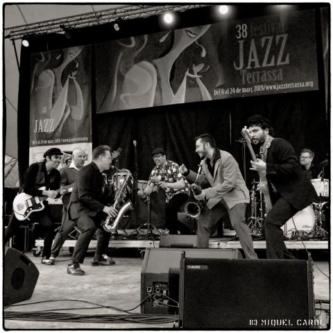 38 FJT PÍCNIC Dani Nel·lo Los Saxofonistas Salvajes