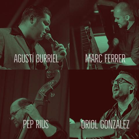 Agustí Burriel & Marc Ferrer Swing Quartet