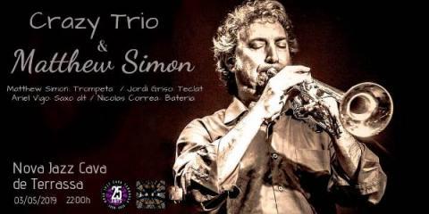 Crazy Trio & Matthew Simon