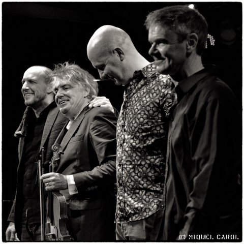 Didier Lockwood Feat. Antonio Farao Trio