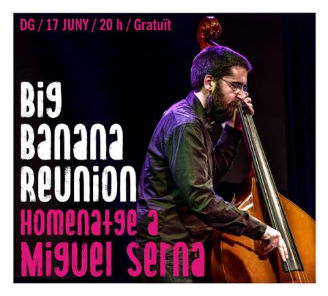 Homenatge Miguel Serna