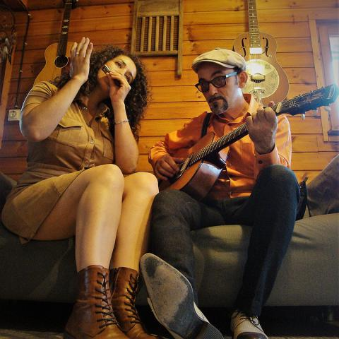 Johnny Big Stone & Sweet Marta