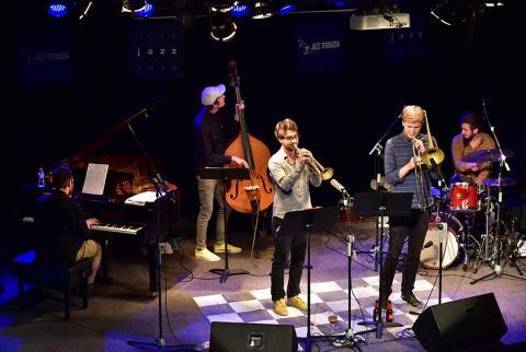 Kehrweider - Young European Jazz Lab