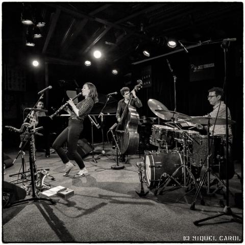 Carola Ortiz Quartet