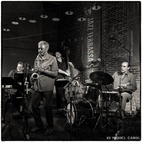 Charles Mc Pherson Quartet