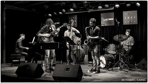 Joel Moreno Codinachs Quintet