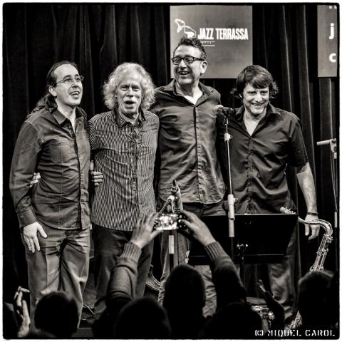 Lou Marini & Lluís Coloma Trio
