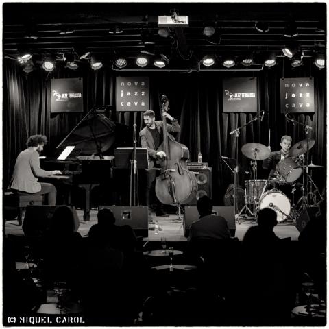 Xavi Castillo Trio