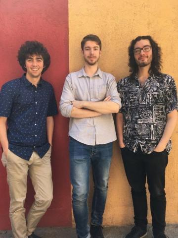Pau Maine Trio