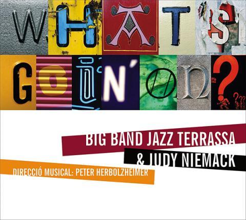 Big Band Jazz Terrassa - What's Goin' On?