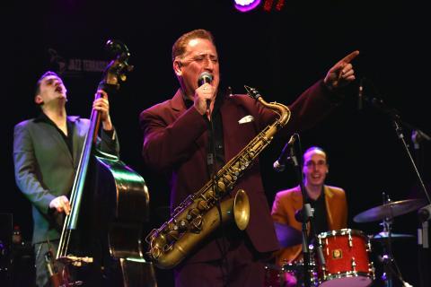 Ray Gelato Quartet