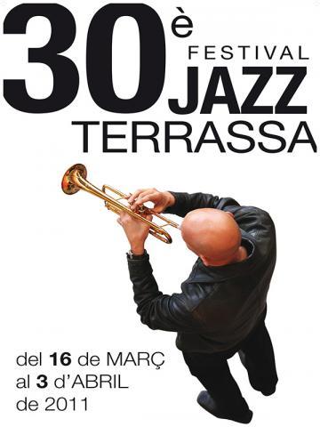 Samarreta 30 Festival Jazz Terrassa