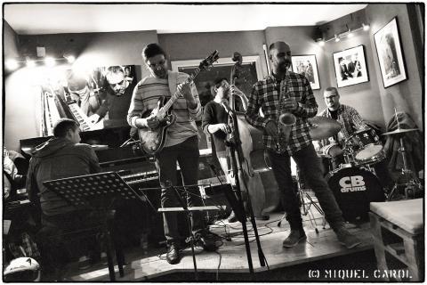 AMT Trio Jam Session