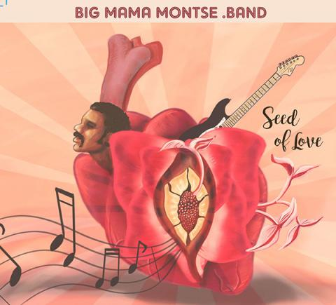 Big Mama Montse Band - Seed Of Love