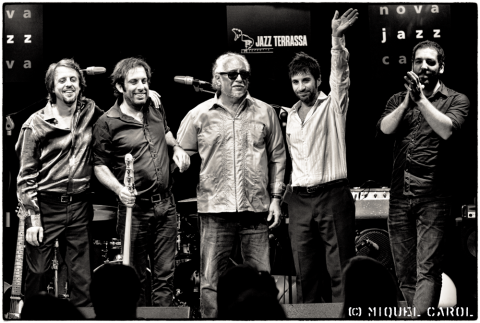 Bob Margolin & Tota Blues Band