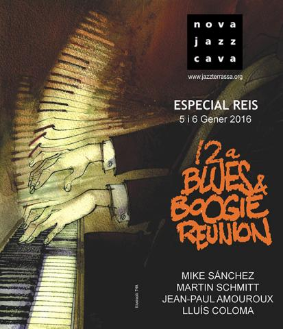 XII Blues & Boogie Reunion 2016