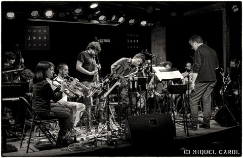 David Mengual Free Spirits Big Band