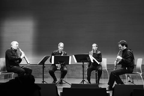 Egara Saxofon Quartet