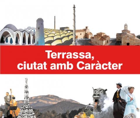 Terrassa Ciutat Amb Caràcter