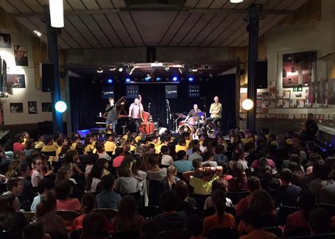 Visquem el Jazz 2015