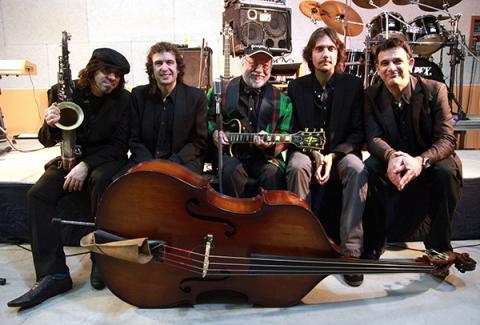 Hot Carajillo's Happy Band