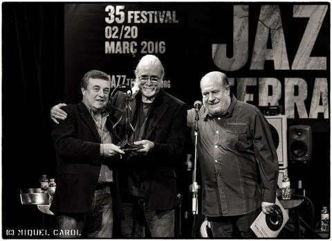 Jazzterrasman 2016 Carles Benavent