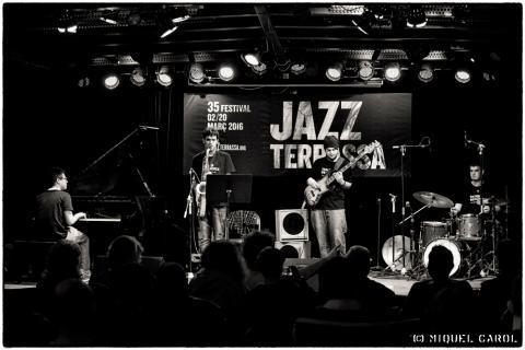 Combo del Taller de Músics - Ruah Jazz Quartet